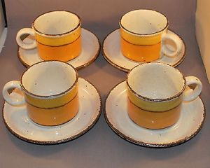 set-of-four-cups-and-saucers-midwinter-by-stonehenge-made-in-england-4be0d7ea5ab0a940b74d4dc7b03f88ff